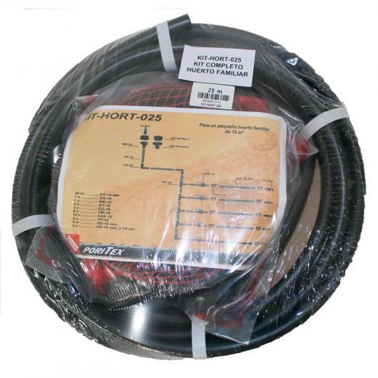Arrosage par exsudation kit de potager familial par 39 95 for Arrosage jardin potager