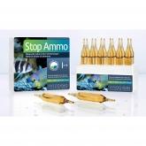 Stop Ammo em ampolas