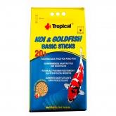 Koi & Goldfish barrinhas