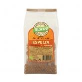 Mini-bolachas de espelta, chocolate e sementes de abóbora, Biocop, 150 g