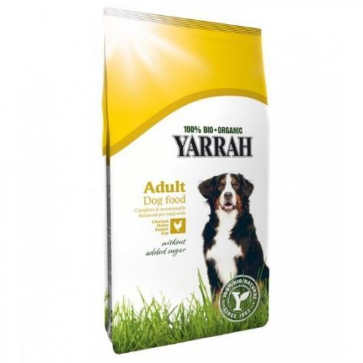 Pienso para perros con Maiz y Pollo Yarrah, 2 kg