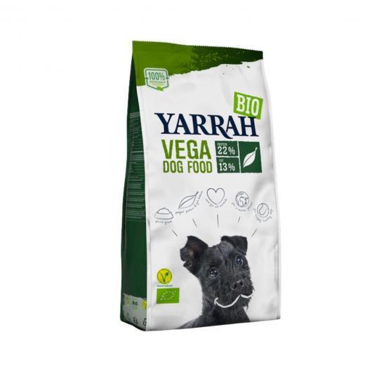 Cibo Vegetale/Vegano per cani Yarrah 2kg
