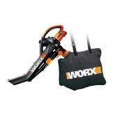 Aspirador-soplador-triturador Worx 2500W
