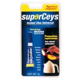 Adhesivo instantáneo Superceys universal tubo 3 g