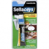 Silicona universal Sellaceys translúcido 50 ml