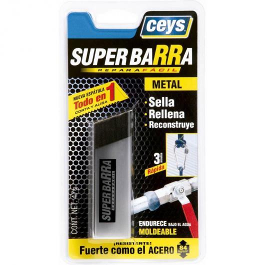 Super barra reparadora para metal Ceys 47 g