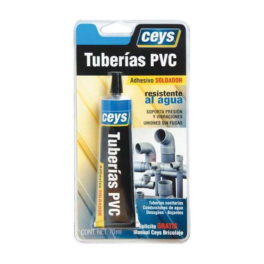 Adhésif de soudage Ceys pour tuyaux en PVC 70 ml
