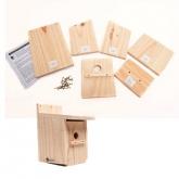Kit de construção caixa ninho