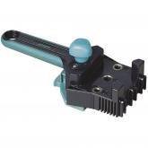 Wolfcraft 4640000 - 1 »maestro de plástico« Ø 6, 8, 10 mm