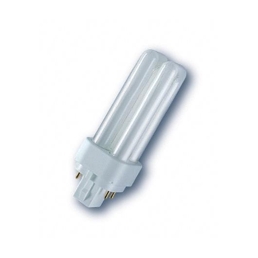 Lampadina basso consumo 18W 4 pin