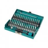 Kit desparafusador e prolongador com pontas micro Wolfcraft