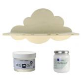 Kit Estante infantil nuvem