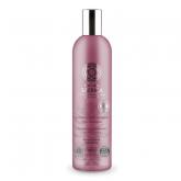 Shampoo capelli tinti e danneggiati Protezione e Brillantezza Natura Sibérica, 400 ml