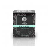 Sauna&Spa - Peeling Redutor Gelado Natura Sibérica, 370 ml