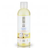 Óleo de massagem para bebé Natura Sibérica, 200 ml