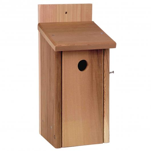 Caja nido de madera modern