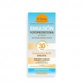 Emulsão fotoprotectora spray FPS 25 D'Shila, 200 ml