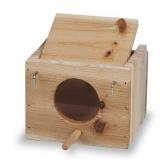 Nido di legno per uccelli n. 1