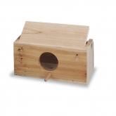 Nido di legno per uccelli n. 2