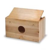 Nido di legno per uccelli n. 3B