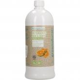 Sabão líquido mãos e corpo de Menta e Laranja Greenatural, 1 L