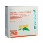 Pastilhas Lava-louça Greentabs Greenatural, 25 pastilhas