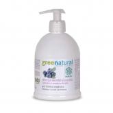 Gel delicado higiene íntima Greenatural, 500 ml