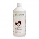 Gel de banho delicado Côco e Karité Greenatural, 250 ml