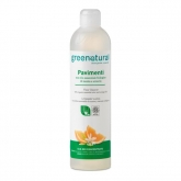 Detergente para chão e superfícies duras Greenatural, 500 ml