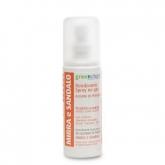 Desodorizante spray Mirra e Sândalo Greenatural, 100 ml
