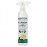 Limpa Vidros, Cristais e Espelhos Greenatural, 500 ml