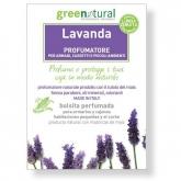 Saquetas perfumadas Lavanda Greenatual, 10 unidades