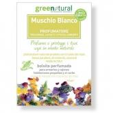 Saquetas perfumadas Almíscar Branco Greenatual, 10 unidades