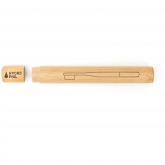 Caixa de Bambu para Escova de Dentes Hydrophill 21*2.8 cm