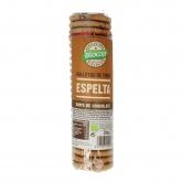 Bolachas de Espelta com Pepitas de Chocolate, Biocop, 250 g