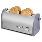 Torradeira Steal & Toast 2L, Cecotec