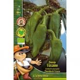 Sementes biológicas de Pimentão de Vizcaia