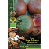 Sementes biológicas de Tomate Preto da Crimeia
