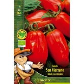Sementes biológicas de Tomate São Marzano