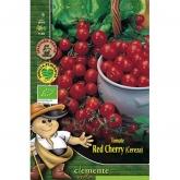 Sementes biológicas de Tomate Cereja Vermelho