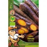 Sementes biológicas de Cenoura Roxa Morada