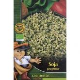 Sementes biológicas de soja