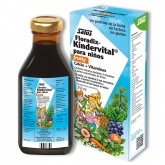 Floradix Kindervital para crianças Salus, 250 ml