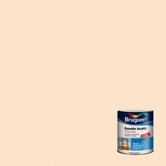 Esmalte acrílico satinado laca Acrylic BLANCO HUESO