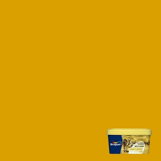 Colores del mundo s hara amarillo camel 2 5 l por 19 95 - Pinturas colores del mundo bruguer ...