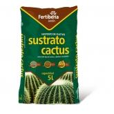 Substrato Cactos, 5L, Fertiberia
