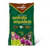 Subtrato Orquídeas, 5L, Fertiberia