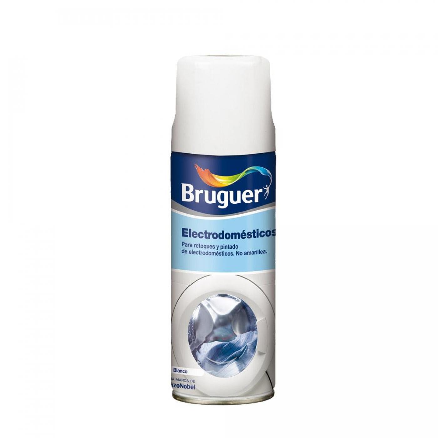 Esmalte en spray bruguer para electrodom sticos color for Esmalte para baneras en spray