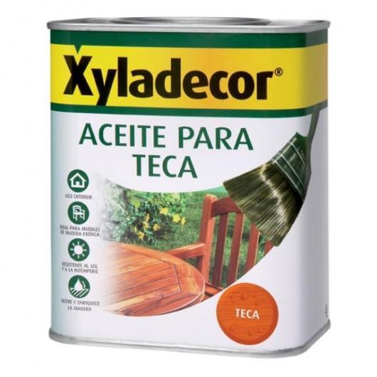 Aceite para teca MIEL Xyladecor