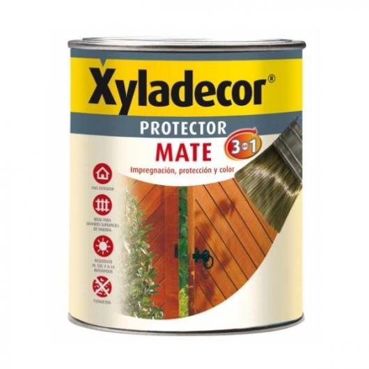 Protecteur mat extra 3 en 1 INCOLORE Xyladecor